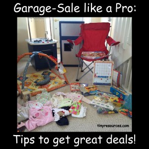 Garage Sale Cover
